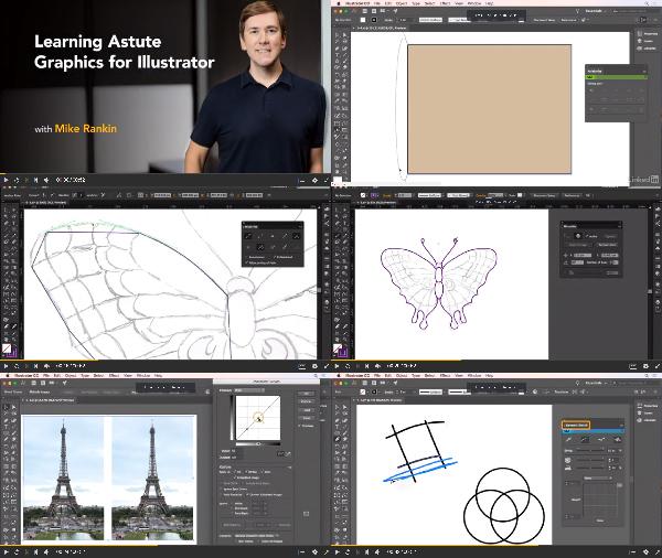 Learning Astute Graphics for Illustrator center