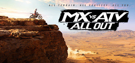 MX vs ATV All Out center