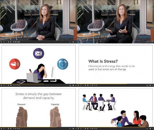 Managing Stress for Positive Change center
