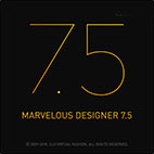 تصویر Marvelous Designer 7.5 Enterprise