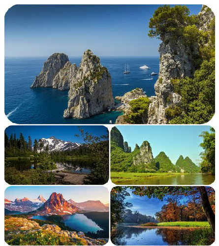 Most Wanted Nature Widescreen Wallpapers Pack 22 center