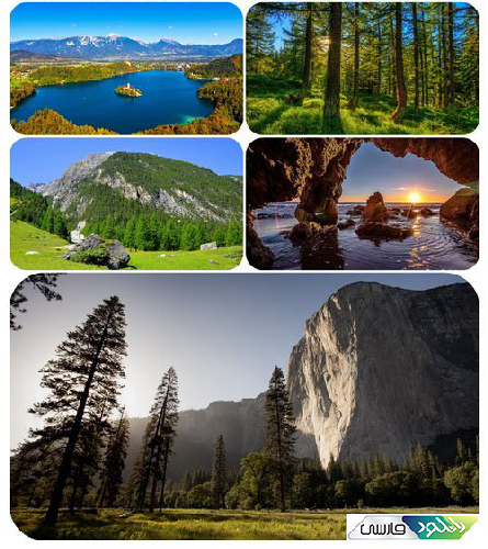 Most Wanted Nature Widescreen Wallpapers Pack 23 center