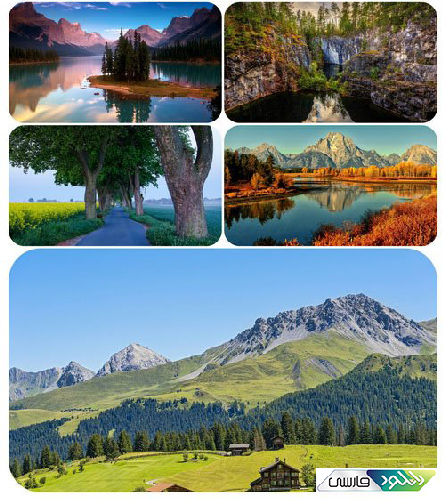 Most Wanted Nature Widescreen Wallpapers Pack 27 center