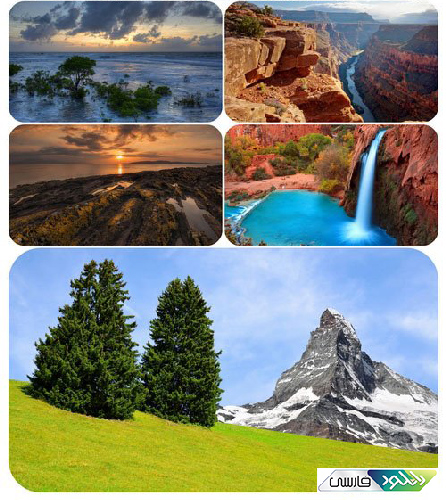 Most Wanted Nature Widescreen Wallpapers Pack 29 center