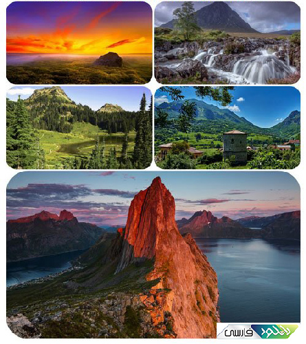 Most Wanted Nature Widescreen Wallpapers Pack 30 center