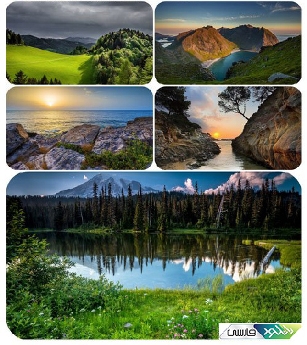 Most Wanted Nature Widescreen Wallpapers Pack 31 center