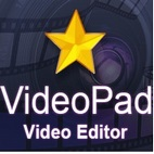 NCH VideoPad Video Editor Professional logo
