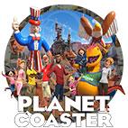 Planet Coaster Cedar Point Steel Vengeance logo