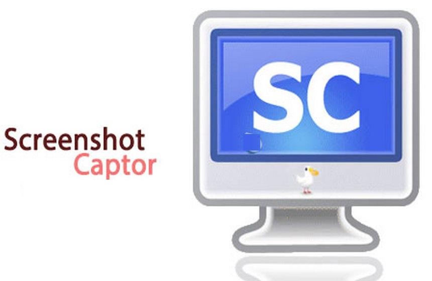 Screen Capture center