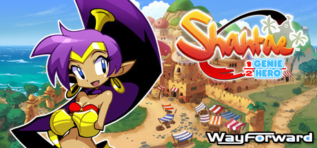 Shantae Half-Genie Hero Center