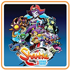 Shantae Half-Genie Hero Icon