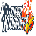 Super.Knockoff.VS.logo