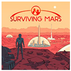 Surviving Mars Icon