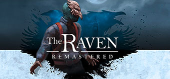 The Raven Remastered-screen