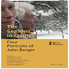 The Seasons in Quincy Four Portraits of John Berger.2016.www.download.ir.Poster
