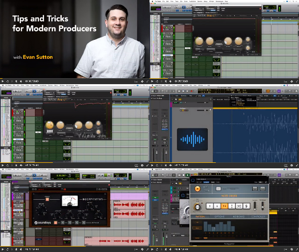 Tips and Tricks for Modern Producers center