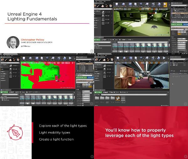 Unreal Engine 4 Lighting Fundamentals center