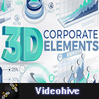 Videohive 3D Corporate Elements logo