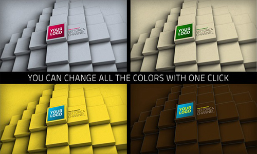 Videohive Blocks - Broadcast Channel Pack center