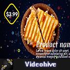 Videohive Dynamic 4K Food Menu logo
