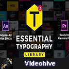 Videohive Essential Titles and Lower Thirds v2 logo