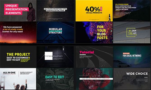 Videohive Essential Titles and Lower Thirds v2 center