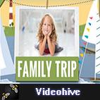 Videohive Family Trip logo