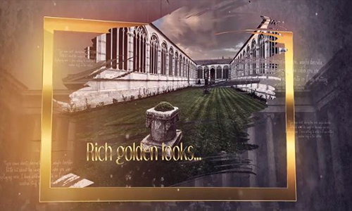 Videohive Journey to History center