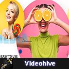 Videohive Modern Circle Slideshow logo