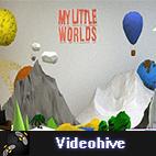 Videohive My Little Worlds logo