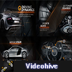 Videohive New Black Car Promo logo