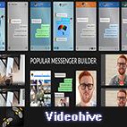 Videohive Popular Messenger Builder v2.0 logo