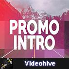 Videohive Promo Intro logo