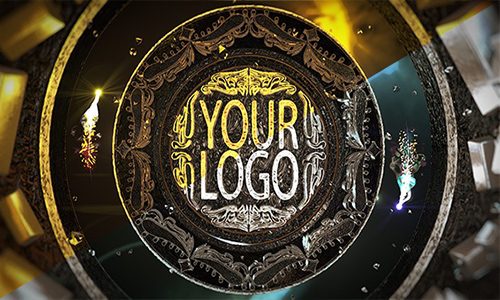 Videohive The Ultimate Intense Logo Reveal center
