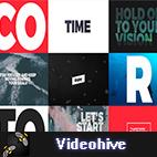 Videohive Typo Opener logo
