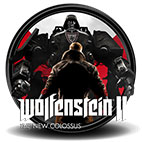 Wolfenstein II The New Colossus The Deeds of Captain Wilkins logo
