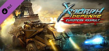 X-Morph Defense European Assault Center