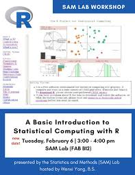 r project for statistical computing center