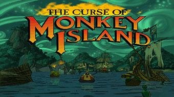 the curse of monkey island - screen