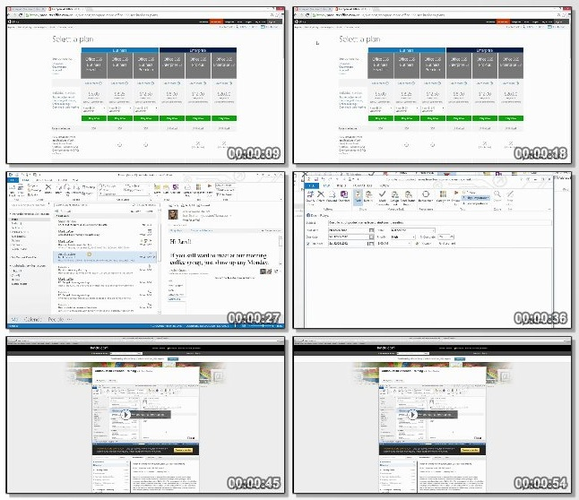 دانلود فیلم آموزشی Office 365: Outlook Essential Training از Lynda
