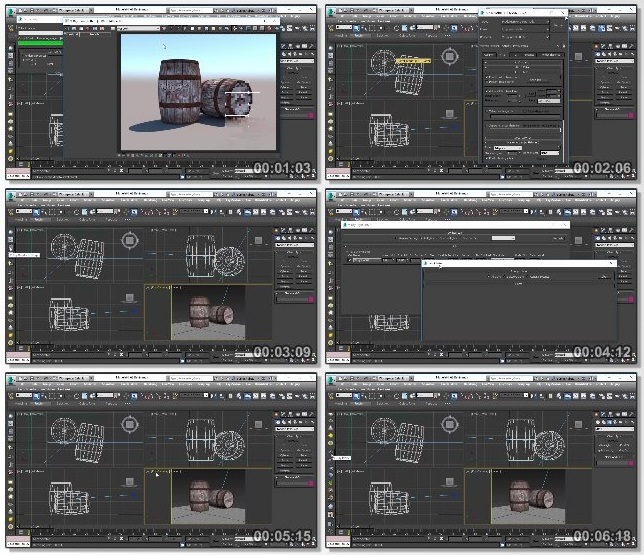Introduction to V-Ray for 3ds Max
