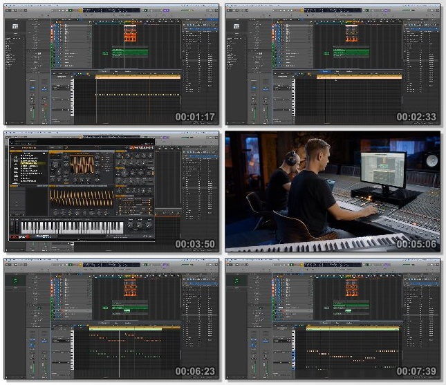دانلود فیلم آموزشی Armin van Buuren Teaches Dance Music از Masterclass