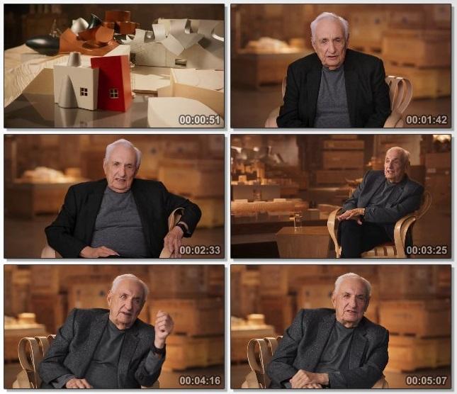دانلود فیلم آموزشی MasterClass - Frank Gehry Teaches Design and Architecture