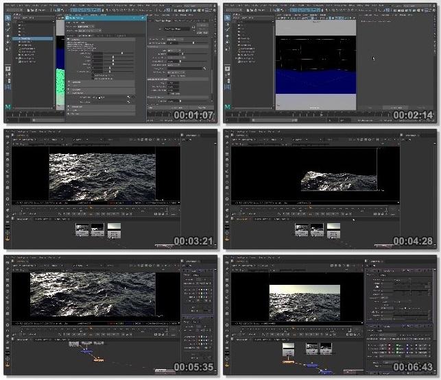 دانلود فیلم آموزشی Maya Dynamics BOSS Ocean Simulations از Pluralsight