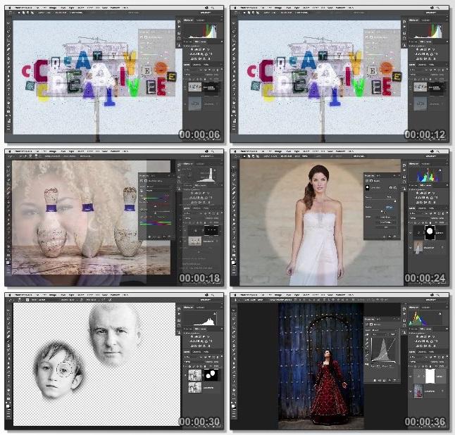 دانلود فیلم آموزشی Photoshop CC: Mastering Selections از Lynda