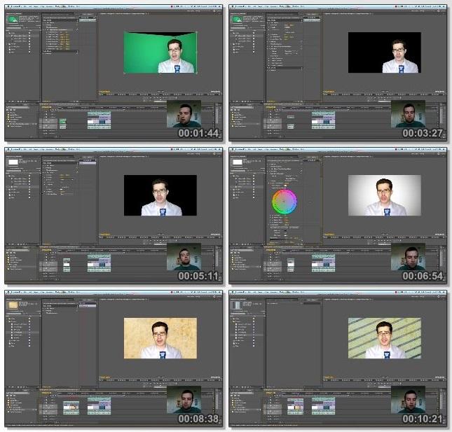 دانلود فیلم آموزشی Adobe Premiere Pro CS6: The Complete Video Editing Course