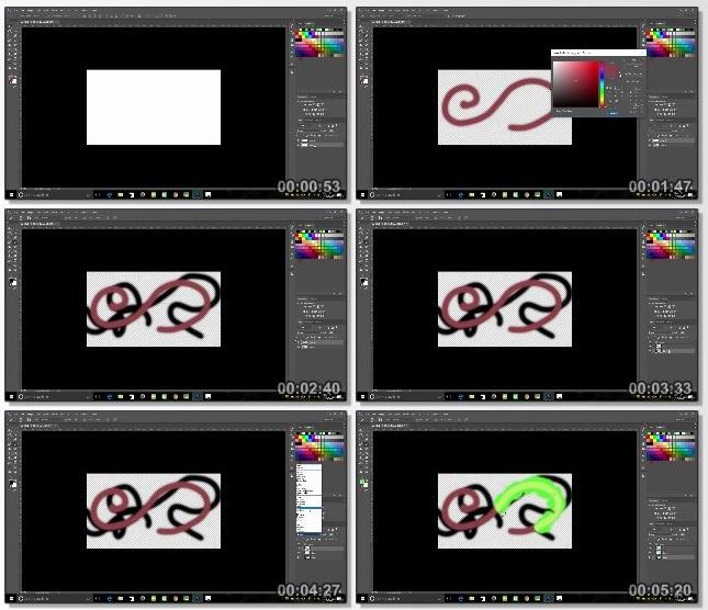 دانلود فیلم آموزشی Learn 2D Game Special Effect Animation in Photoshop