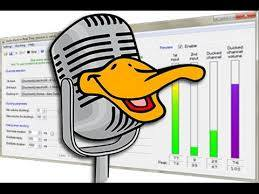Auto-Duck in Real Time center