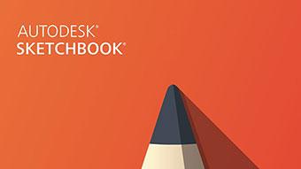 Autodesk SketchBook Pro 2019 - screen