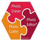 Avanquest InPixio Photo Clip Professional logo